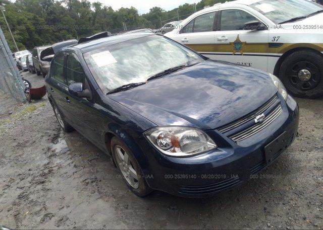 Inventory #762273730 2010 Chevrolet COBALT