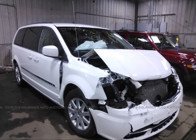 Inventory #522484430 2013 Chrysler TOWN & COUNTRY