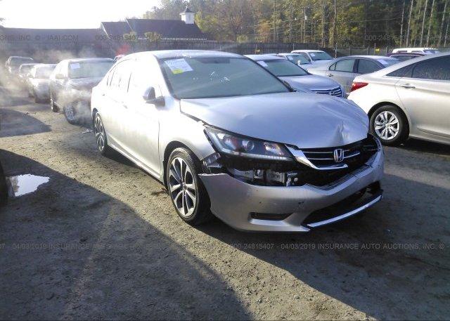 Inventory #987804218 2015 Honda ACCORD