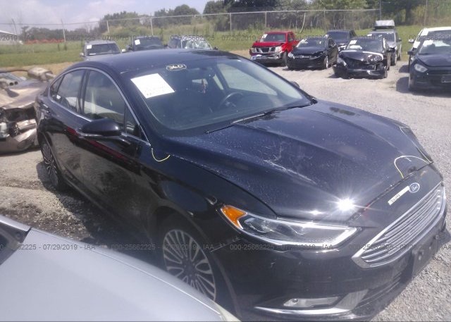 Inventory #746678740 2017 FORD FUSION