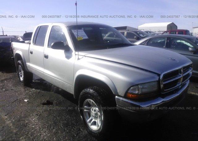 Inventory #213512540 2004 Dodge DAKOTA