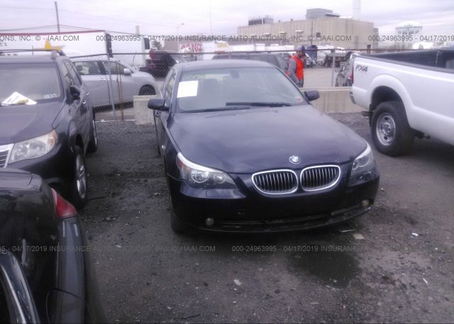Inventory #389619354 2007 BMW 525