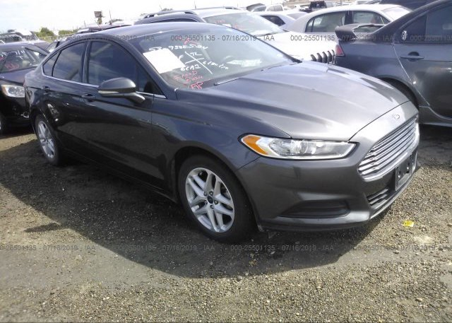 Inventory #642442358 2016 FORD FUSION