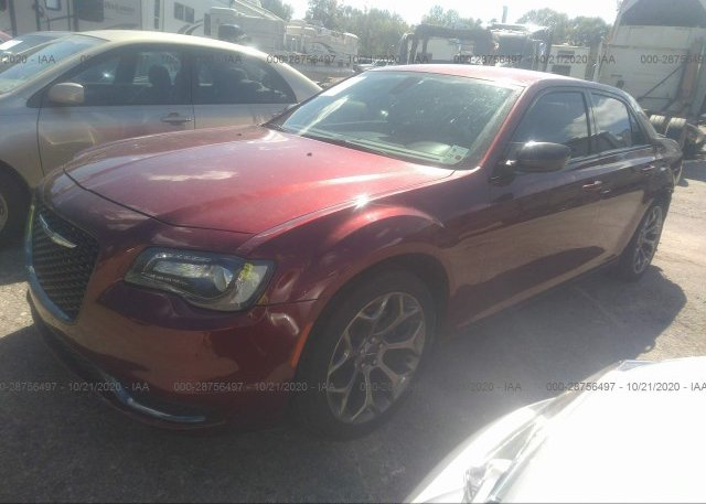 из сша 2018 CHRYSLER 300 2C3CCAAG0JH249535