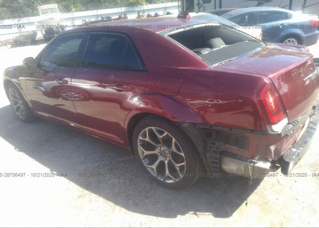 купить 2018 CHRYSLER 300 2C3CCAAG0JH249535
