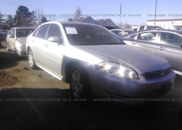 Inventory #299991786 2012 Chevrolet IMPALA