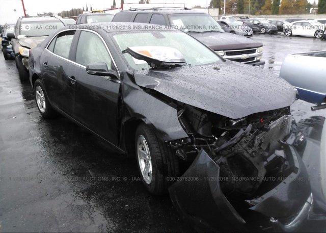 Inventory #144698153 2015 Chevrolet MALIBU