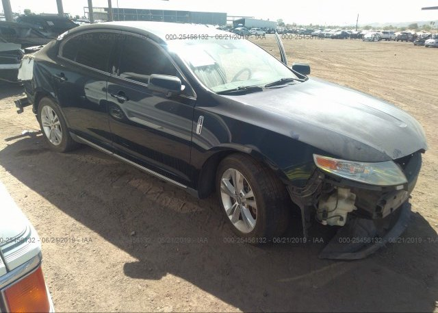 Inventory #257583365 2009 Lincoln MKS