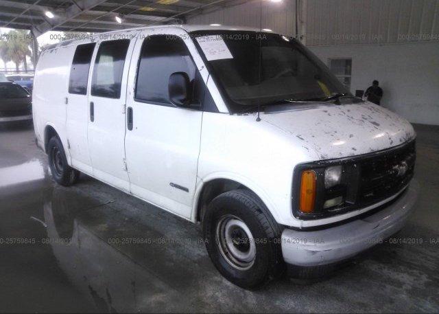 Inventory #658713759 2001 Chevrolet EXPRESS G1500