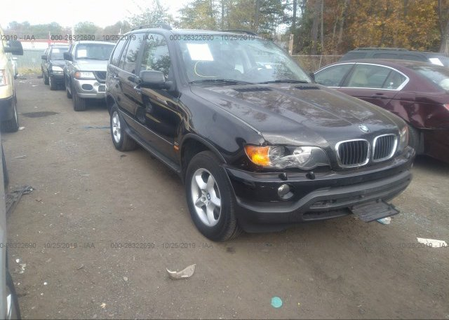 Inventory #614530601 2003 BMW X5