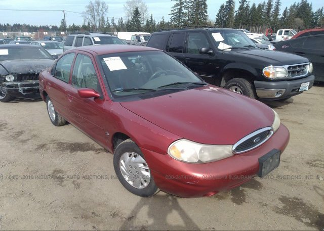 Inventory #423856015 1998 FORD CONTOUR