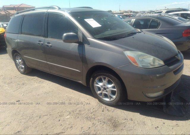 Inventory #210840160 2005 Toyota SIENNA