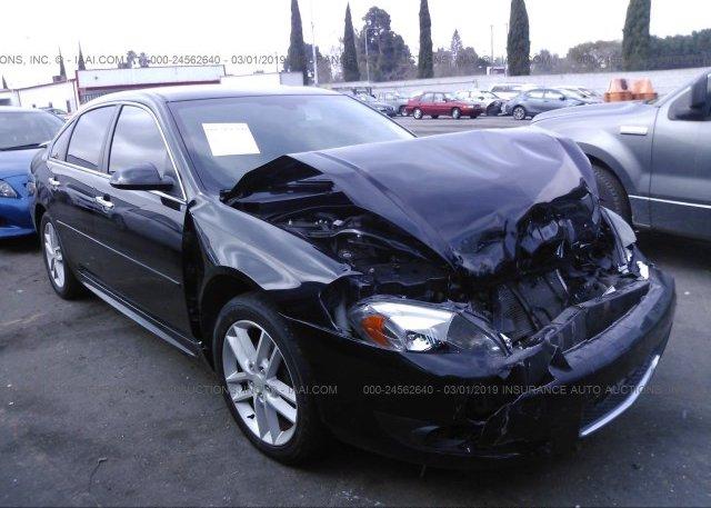 Inventory #699437765 2013 Chevrolet IMPALA