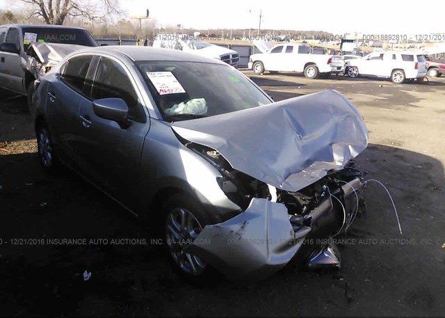 Bidding Ended On 3mydlbzv5gy121465 Salvage Scion Ia At Oklahoma