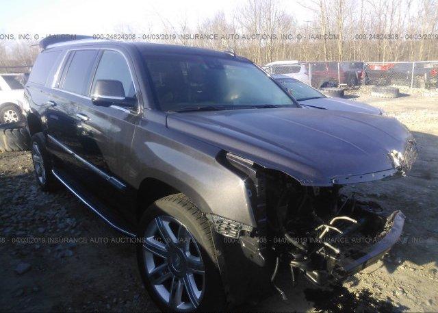 Inventory #871941340 2017 Cadillac ESCALADE