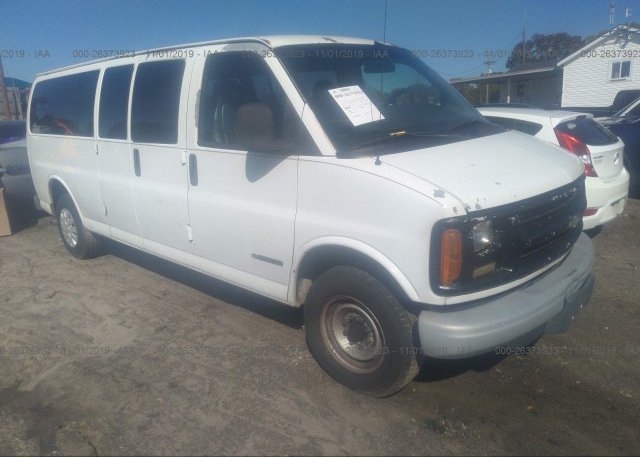 Inventory #203327378 2002 Chevrolet EXPRESS G2500