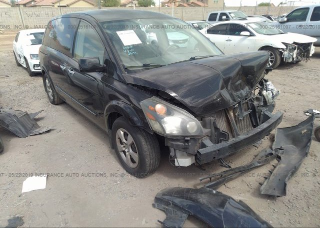 Inventory #351069954 2008 Nissan QUEST
