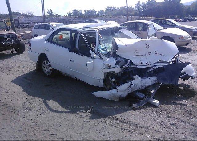 Inventory #543155780 2001 Honda ACCORD