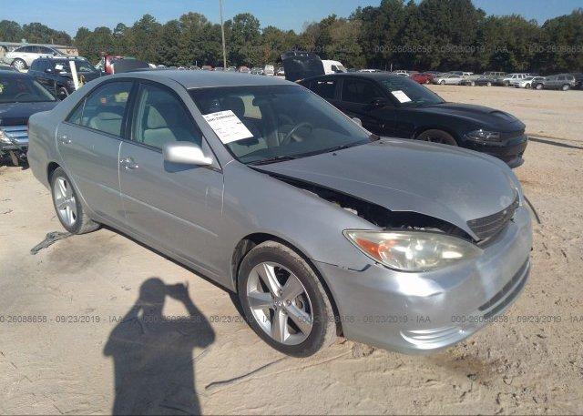 Inventory #901710026 2003 Toyota CAMRY
