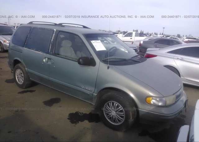 Inventory #394690997 1995 Nissan QUEST