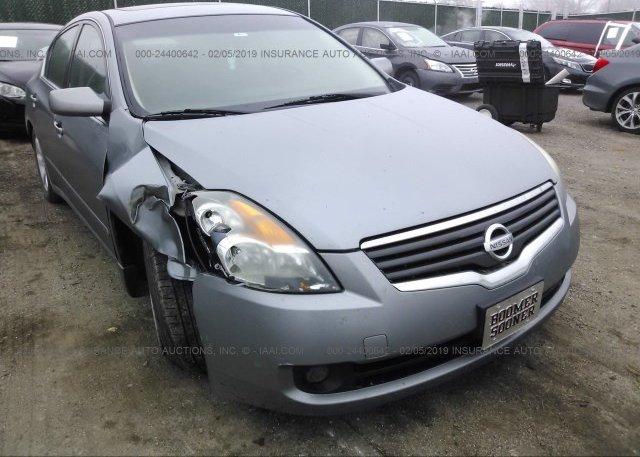 Inventory #346630815 2009 Nissan ALTIMA