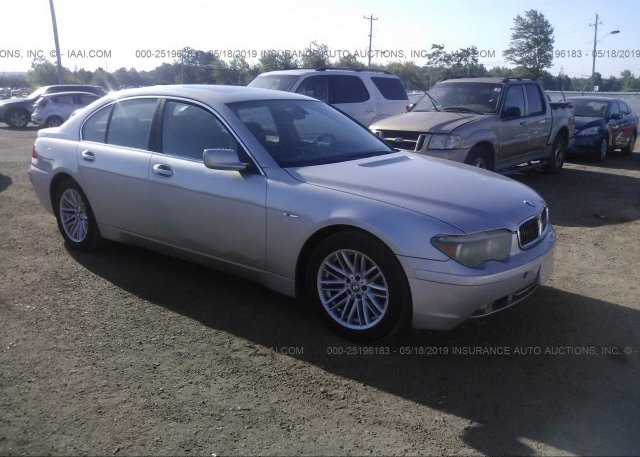 Inventory #426688390 2004 BMW 745