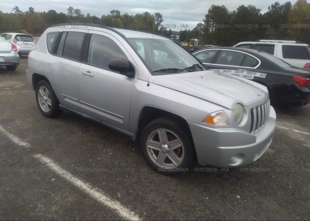 Inventory #820977556 2010 JEEP COMPASS