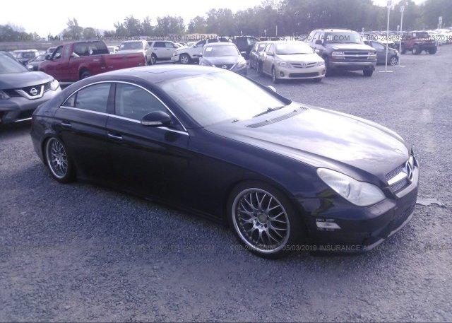 Inventory #338816978 2006 Mercedes-benz CLS