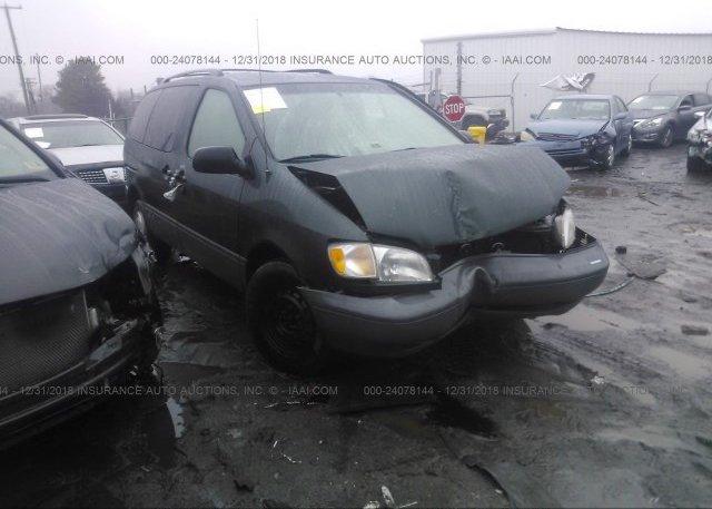 Inventory #541157646 2000 Toyota SIENNA