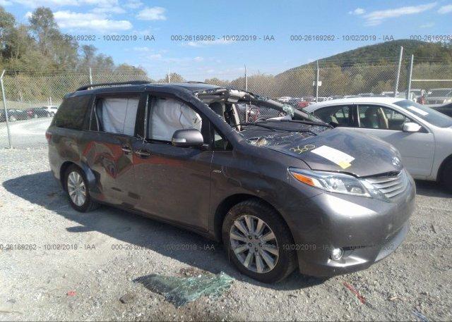 Inventory #886551094 2016 Toyota SIENNA