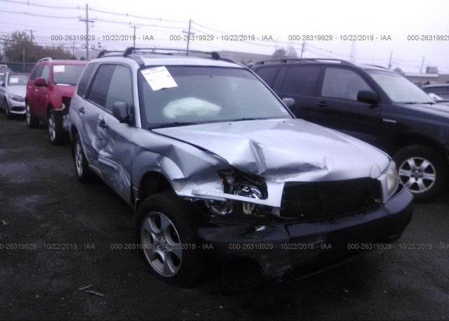 Inventory #472050281 2003 Subaru FORESTER
