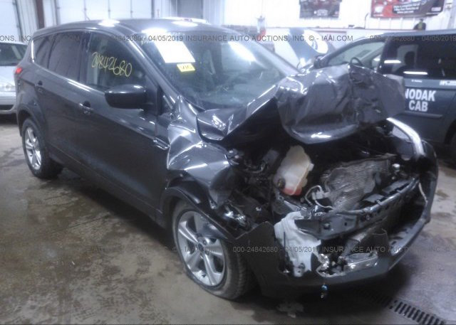 Inventory #409348105 2016 FORD ESCAPE