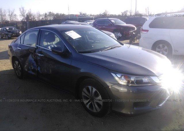 Inventory #646880473 2014 Honda ACCORD