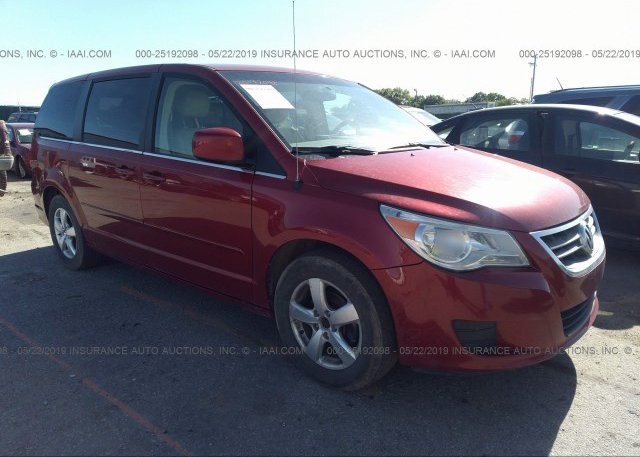 Inventory #402708065 2010 Volkswagen ROUTAN