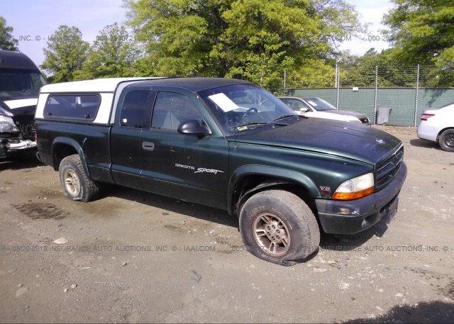 Inventory #160077506 1999 Dodge DAKOTA