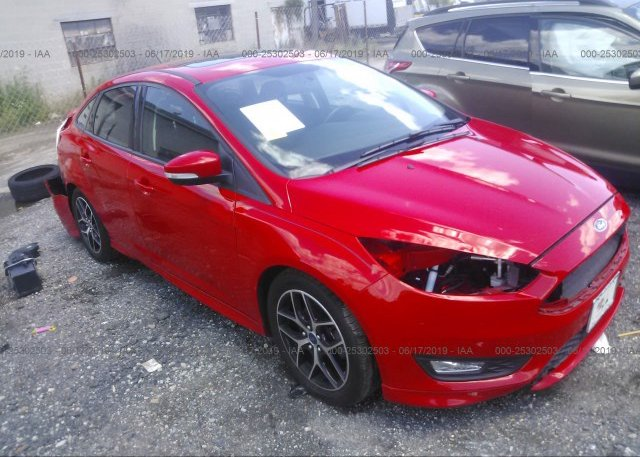 Inventory #184666696 2015 FORD FOCUS