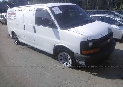 2012 Chevrolet EXPRESS G1500