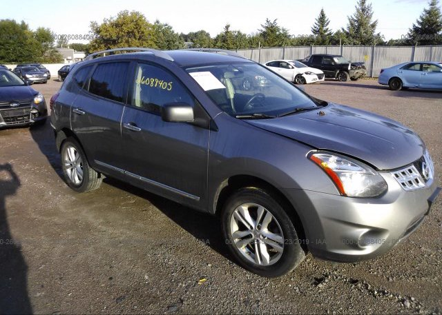 Inventory #254329687 2015 Nissan ROGUE SELECT