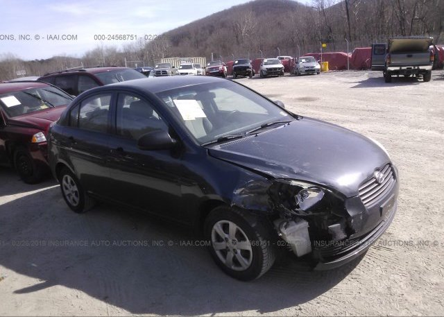 Inventory #440055479 2009 Hyundai ACCENT