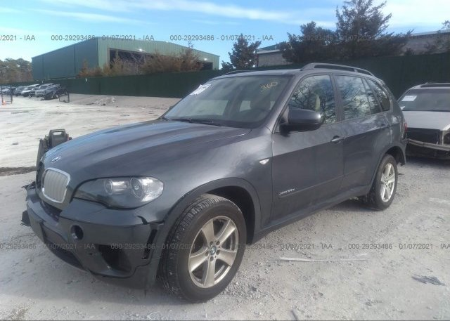 из сша 2011 BMW X5 5UXZW0C55BL371927