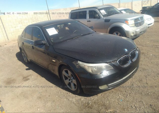 Inventory #566187772 2008 BMW 535