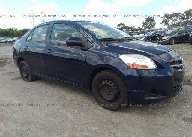 Inventory #520993500 2008 Toyota YARIS