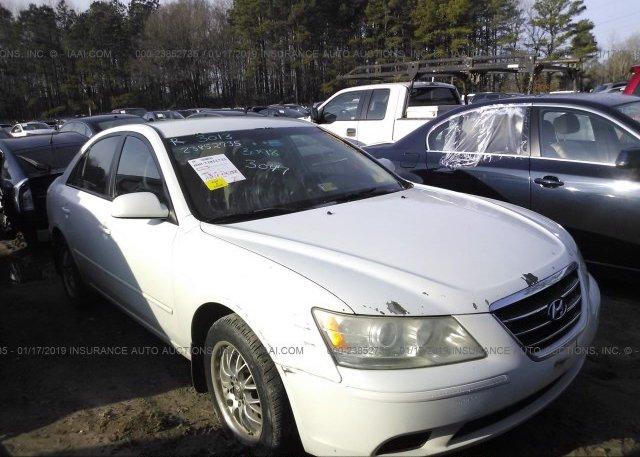 Inventory #112679994 2009 Hyundai SONATA