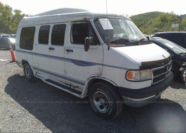 Inventory #624790012 1996 Dodge RAM VAN