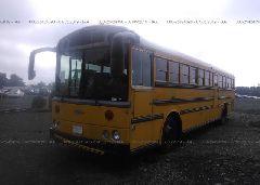 2002 THOMAS SCHOOL BUS - 1T7HR3B2621119616 Right View