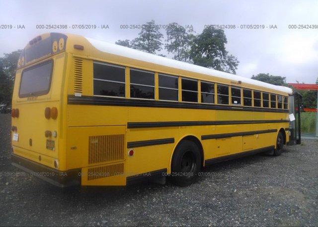 2002 THOMAS SCHOOL BUS - 1T7HR3B2621119616