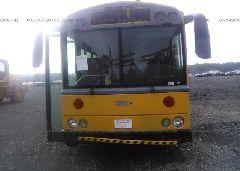 2002 THOMAS SCHOOL BUS - 1T7HR3B2621119616 detail view