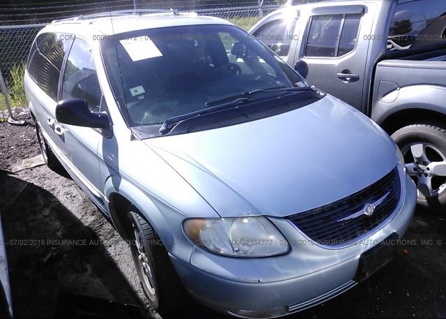 Inventory #252355388 2002 Chrysler TOWN & COUNTRY