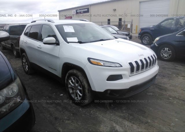 1c4pjmcb8gw373598 Salvage White Jeep Cherokee At Athens Al On