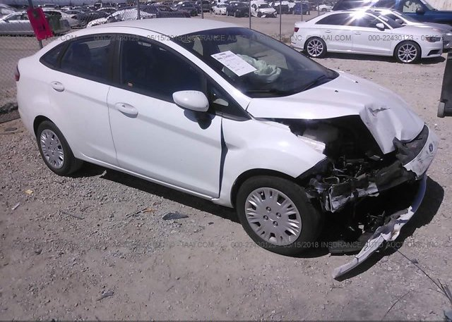 Inventory #258200057 2016 FORD FIESTA